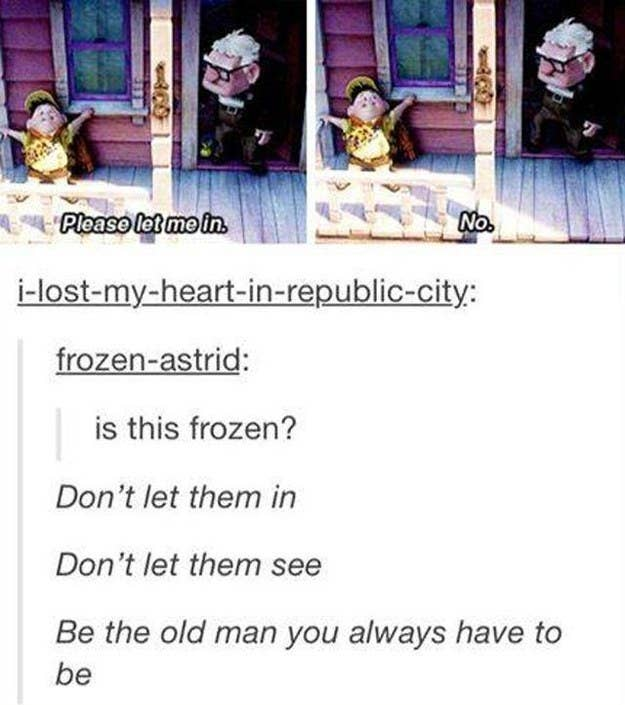 Tumblr Posts Only True Disney Fans Will Appreciate - 26 times tumblr told the funniest disney jokes ever