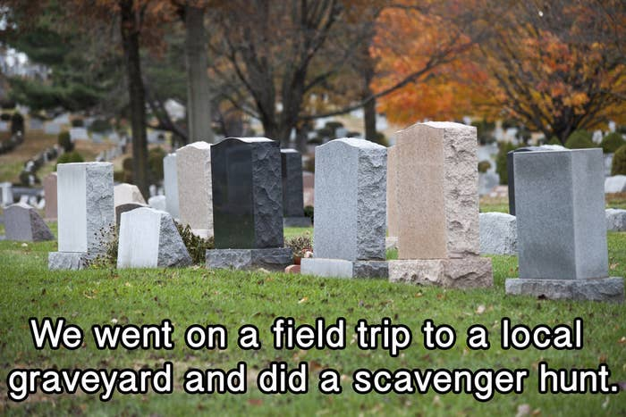 26 Of The Worst School Trips People Went On