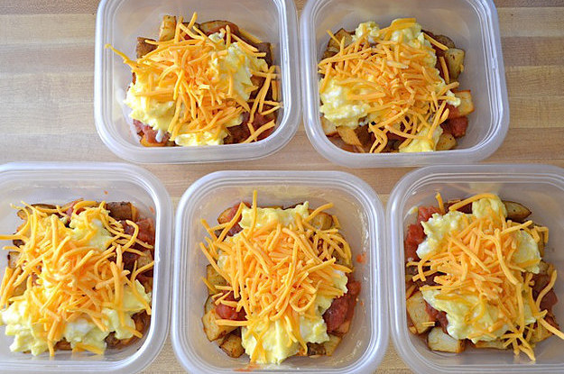 18 make ahead meals and snacks to eat healthy without even trying forumfinder Image collections