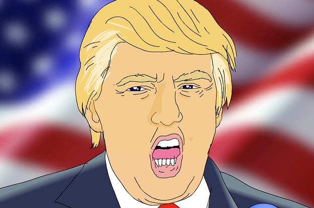 Image of: Clipart Depositphotos This Cartoon Vine Of Donald Trump Is Everything