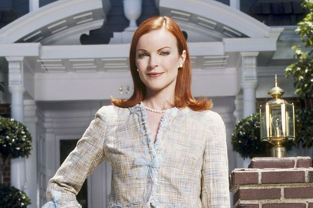 19 reasons bree van de kamp gave you life on desperate housewives. Black Bedroom Furniture Sets. Home Design Ideas