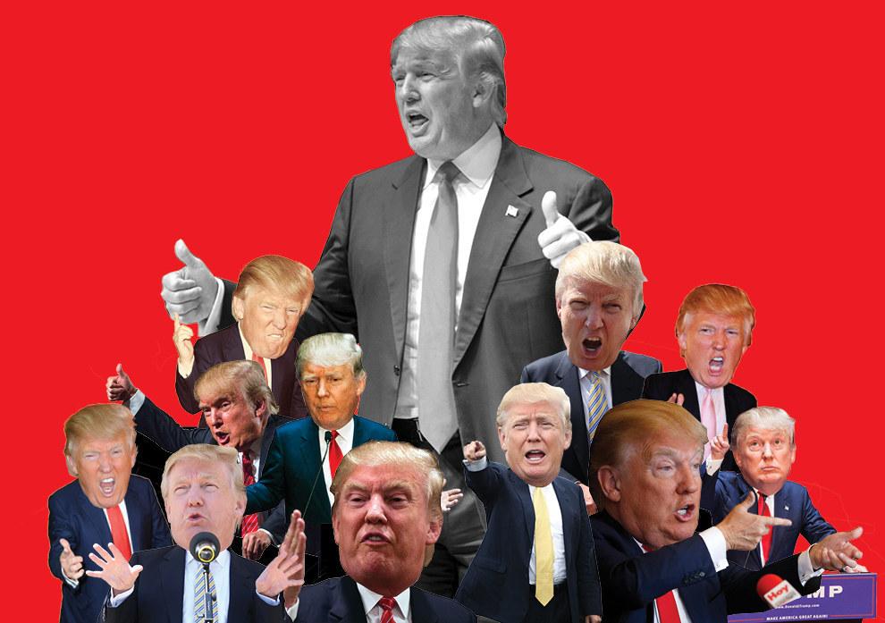 Meet Donald Trump's Proud Bullies, Goons, And Thugs