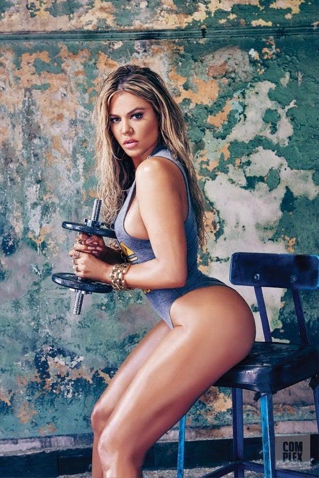 Khloe Kardashian Responded To Body Image Trolls In The Best Way