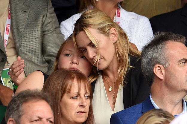 """Kate Winslet To Her Teenage Daughter: """"We're So Lucky We Have A Shape"""""""