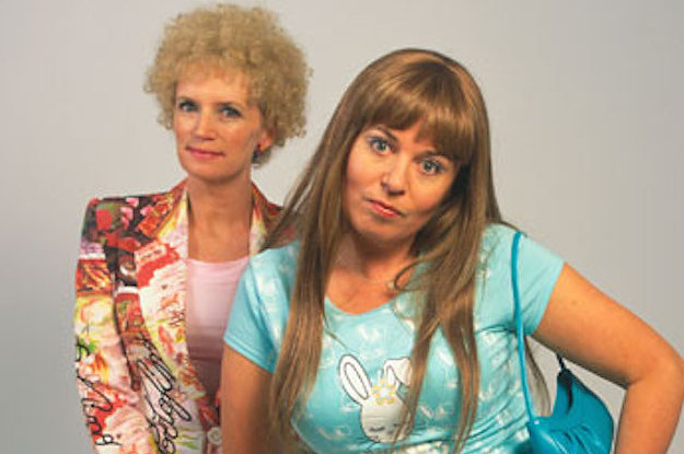 the character of kath It takes no time at all before the opening credits to learn (or be reminded) exactly  what are the characteristics that make kath and kim unique.