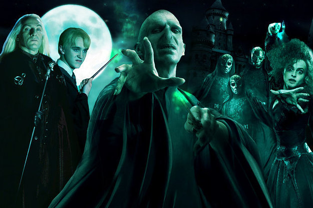which death eater from quotharry potterquot are you most like