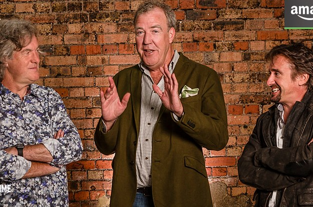 the presenters of top gear will present a new show on amazon prime. Black Bedroom Furniture Sets. Home Design Ideas