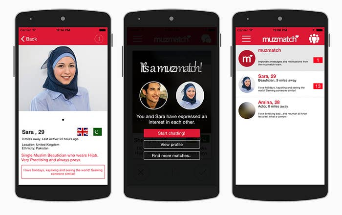 Muslim dating apps buzzfeed