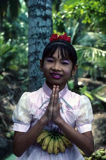 Young Girl / Bangkok / 1978