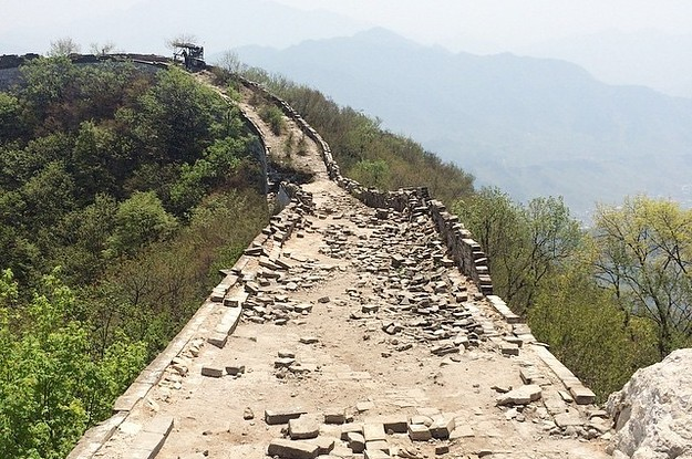 History Historical China Chinese Wall Essays -- The Great