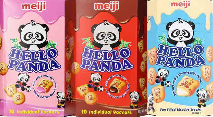 35 east asian snacks you can shamelessly buy from amazon 1 hello panda solutioingenieria Gallery
