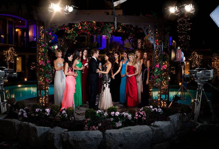 For fans of The Bachelor (or The Bachelorette, or any number of similar reality dating competition series in which one person chooses from a bevy of eager suitors), Unreal is a fascinating (albeit fictionalized) peek behind the curtain. Though being intimately acquainted with The Bachelor surely gives viewers a unique perspective, it's not necessary in order to find Unreal captivating. Simply understanding the basic conventions of reality television is enough to enjoy the show — and to feel challenged by the complicated questions it raises.That's an important distinction to make, especially given how steeped Unreal seems to be in the world of The Bachelor. (Or Everlasting, as the show-within-the-show is known.) But Unreal is more about the characters than it is the situation: There's plenty to latch onto even if you don't particularly appreciate the specifics. And the emotional blackmail and backstage manipulation of these characters is engaging regardless of the context. You don't have to have watched the show upon which Unreal is based to appreciate what these women are being put through.