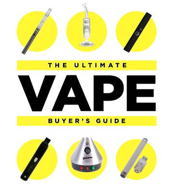 The Ultimate Guide To Buying Your First Vape