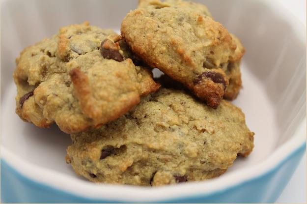 Grain-Free Paleo Cookies