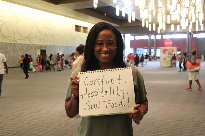 """Comfort, hospitality, soul food!"""