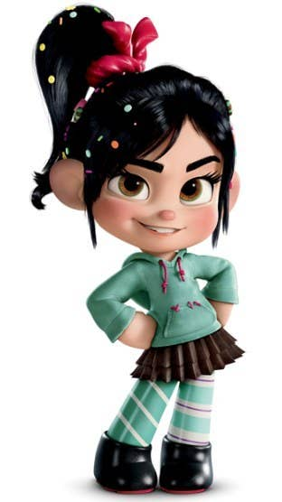 Which WreckIt Ralph Character Are You