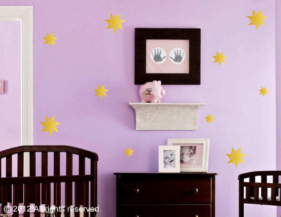 Gorgeous Tangled Themed Guest Rooms At Tokyo Disneyland: 33 Perfectly Subtle Ideas For Your Disney-Themed Nursery
