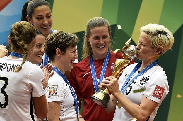 NYC Mayor Announces Ticker-Tape Parade For USA's World Cup ...