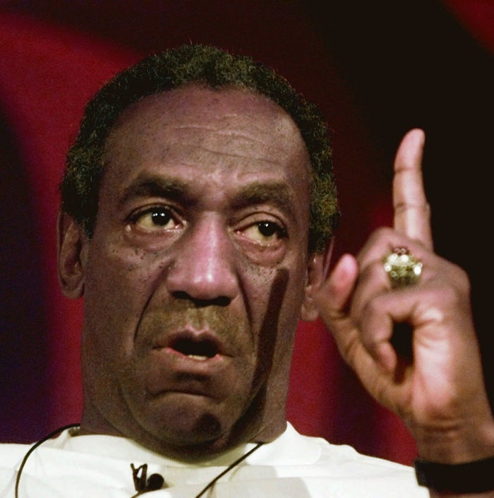 Bill Cosby speaking to the Television Critics Association on July 22, 1996.