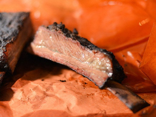 Great BBQ ribs don't just come from pigs. Recipe here