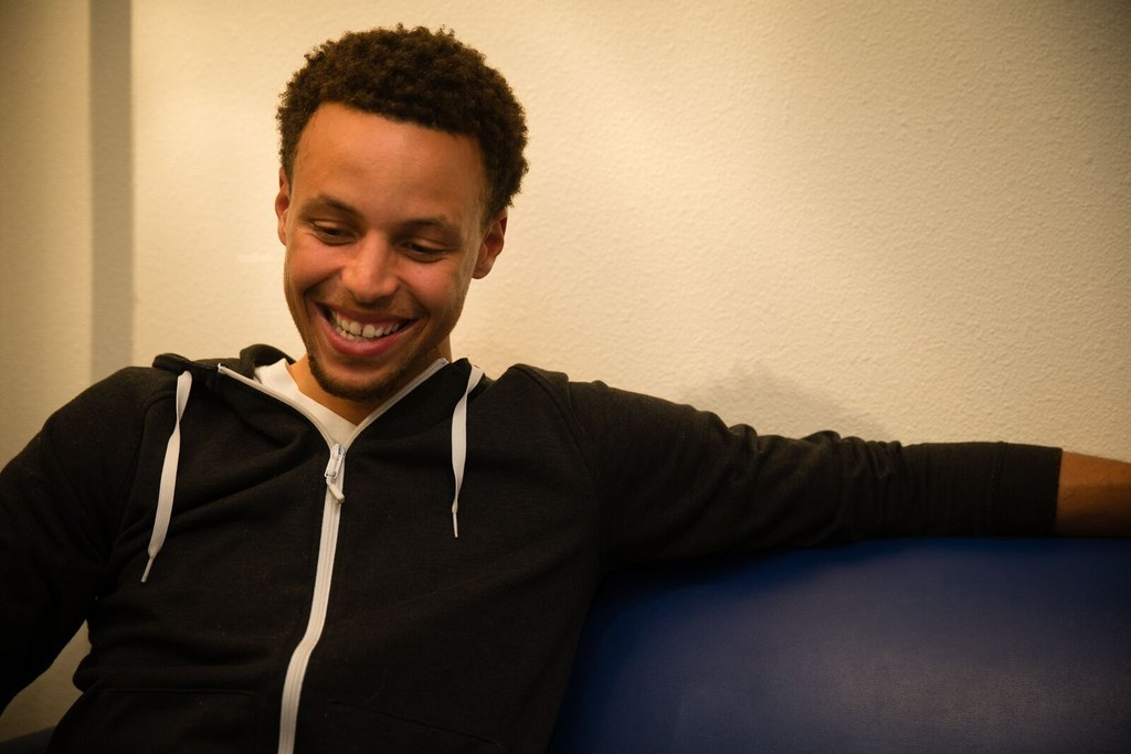 Steph Curry Is Developing A Social Media App