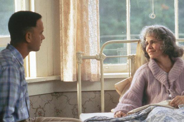 Image result for Forrest Gump mother scene