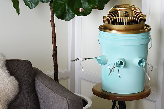 Here S How To Make A Diy Air Conditioner That Will Actually Keep