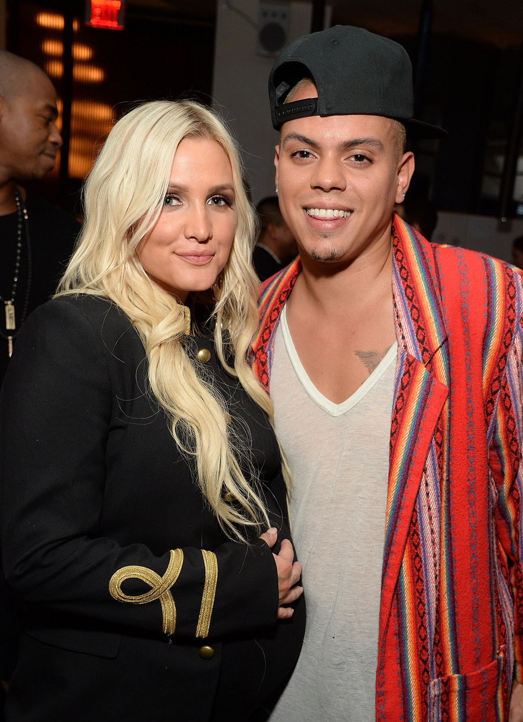 Ashlee Simpson Ross Had A Baby