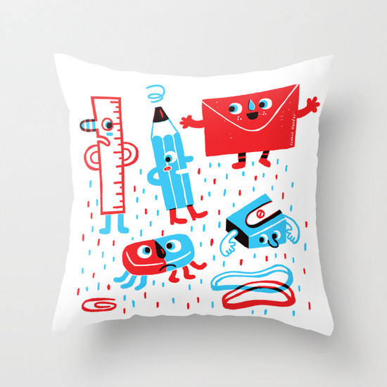 31 Throw Pillows That May Trick People Into Thinking You