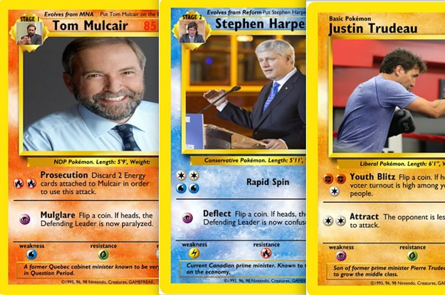 More Debate Prep >> The Federal Election Debate Explained By Pokémon Cards