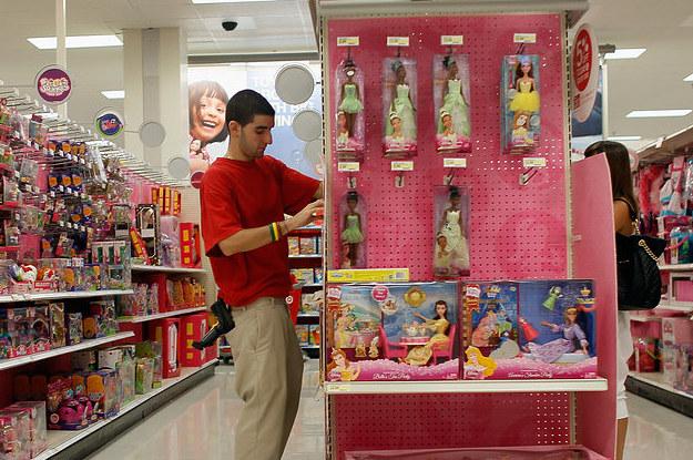 Target Is Making All Of Its Kids Stuff Gender Neutral