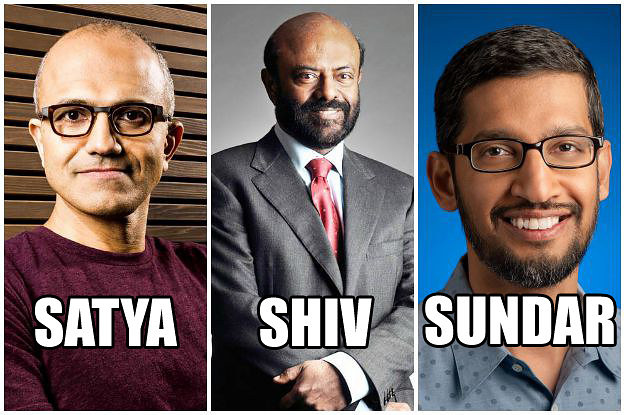 Sundar Pichai Became Google's New CEO And The Indian Internet Could Think Of Only One Joke