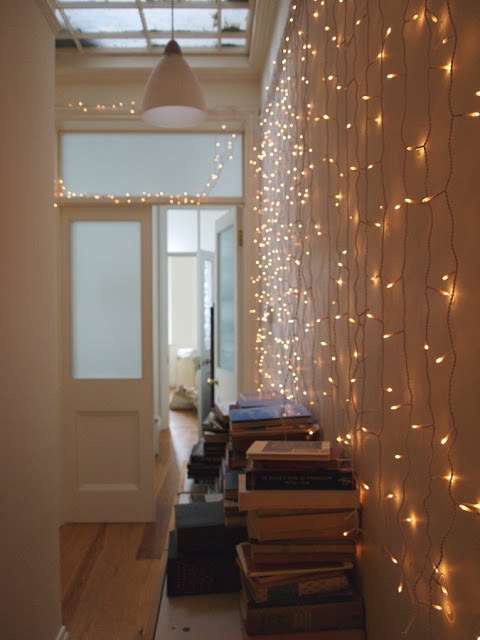 If All Else Fails, Drape Them Along A Wall To Make The Whole Place Shimmer  Like The Stars.