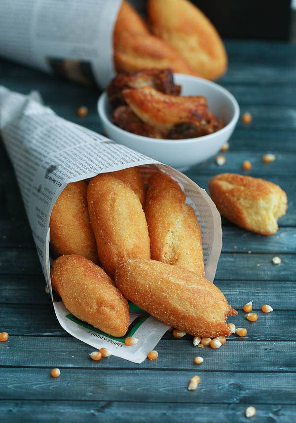 27 jamaican inspired recipes you need in your life jamaican festival like hushpuppies but better recipe here forumfinder Gallery