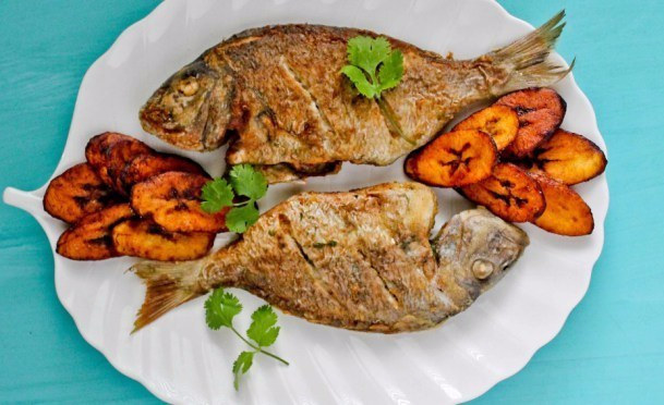 Jamaican Fried Fish