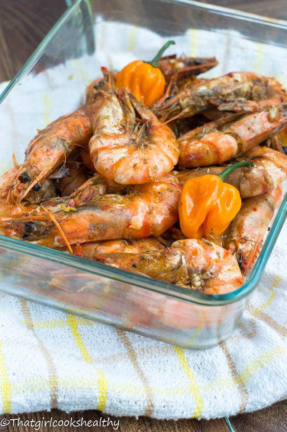 27 jamaican inspired recipes you need in your life jamaican hot pepper shrimp forumfinder Gallery