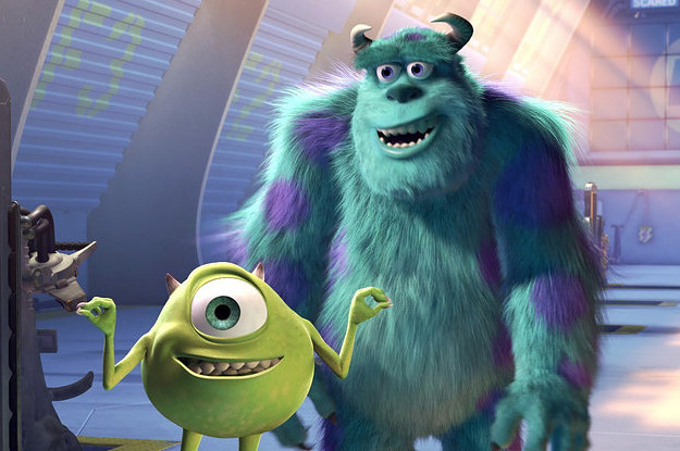 Excellent This Insane Pixar Theory Proves Sulley Was Killed And Turned Caraccident5 Cool Chair Designs And Ideas Caraccident5Info