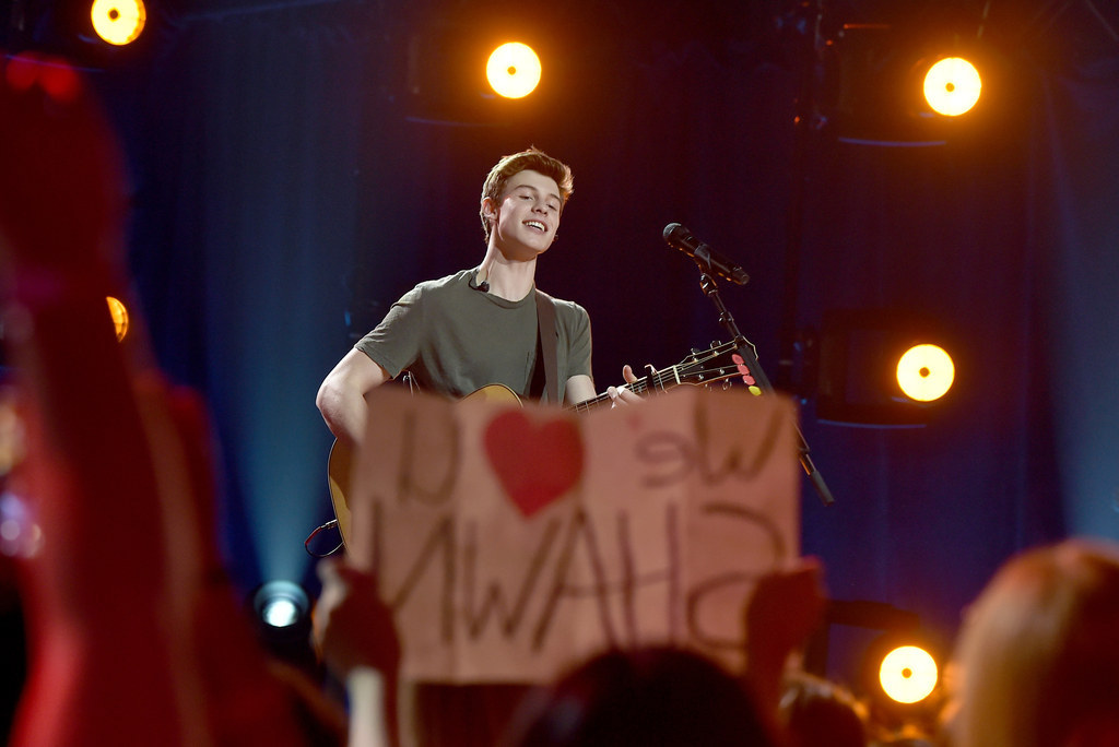 Shawn Mendes Singing One Direction Will Make You Swoon