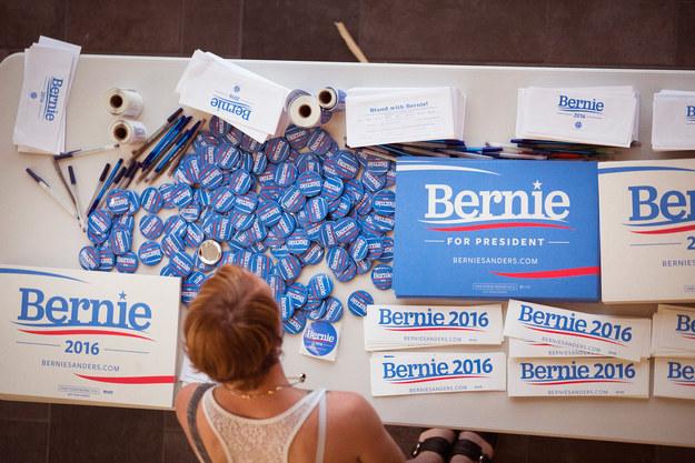Inside The Two Bernie Sanders Presidential Campaigns