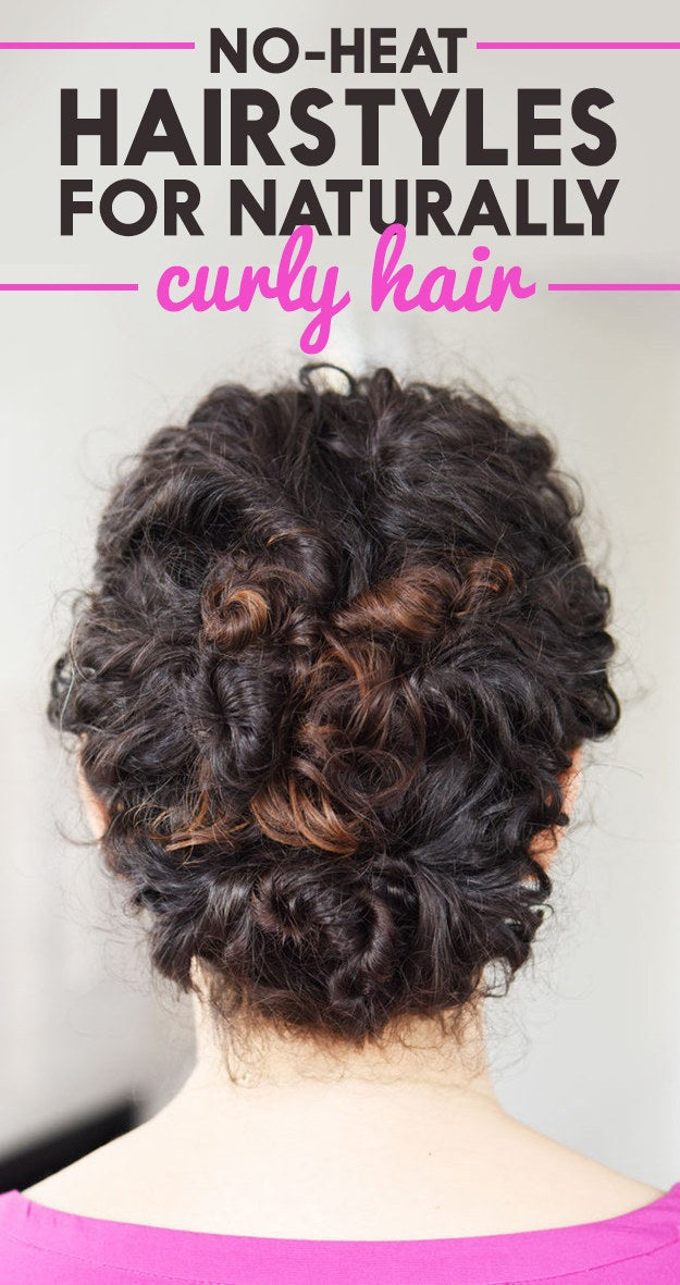 Here S How To Make Your Naturally Curly Hair Look Amazing In 7 Days