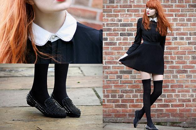 17 Ideas De Moda Para Lucir Como Merlina Addams En Tu Día