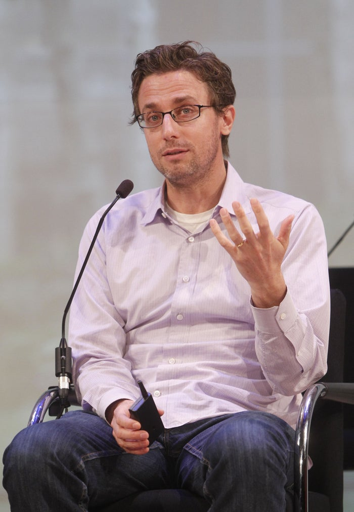 Jonah Peretti, founder and CEO of BuzzFeed.