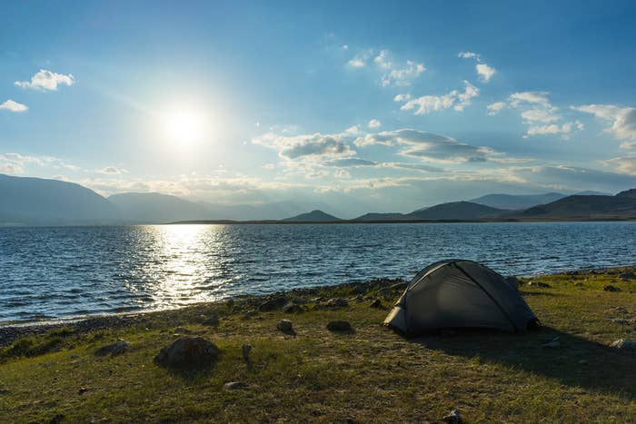 Khoton Nuur, Altai Tavan Bogd National Park, Mongolia
