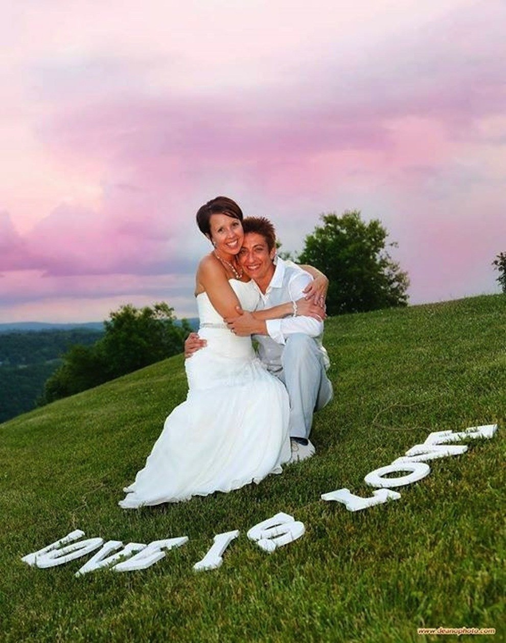 Wedding Photos From All 50 States 50 Days After Nationwide Marriage Equality-1654