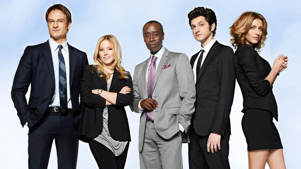 Exceptional For Starters, House Of Lies Has A Killer Cast.