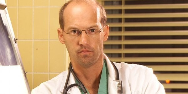 If Carter was the show, Greene was the heart of the show. The show was an ensemble, but the main focus really centered on Greene's journey as a doctor, friend, husband, and father. Greene was the kind of guy you'd want to be your doctor and just about everyone could relate to him.