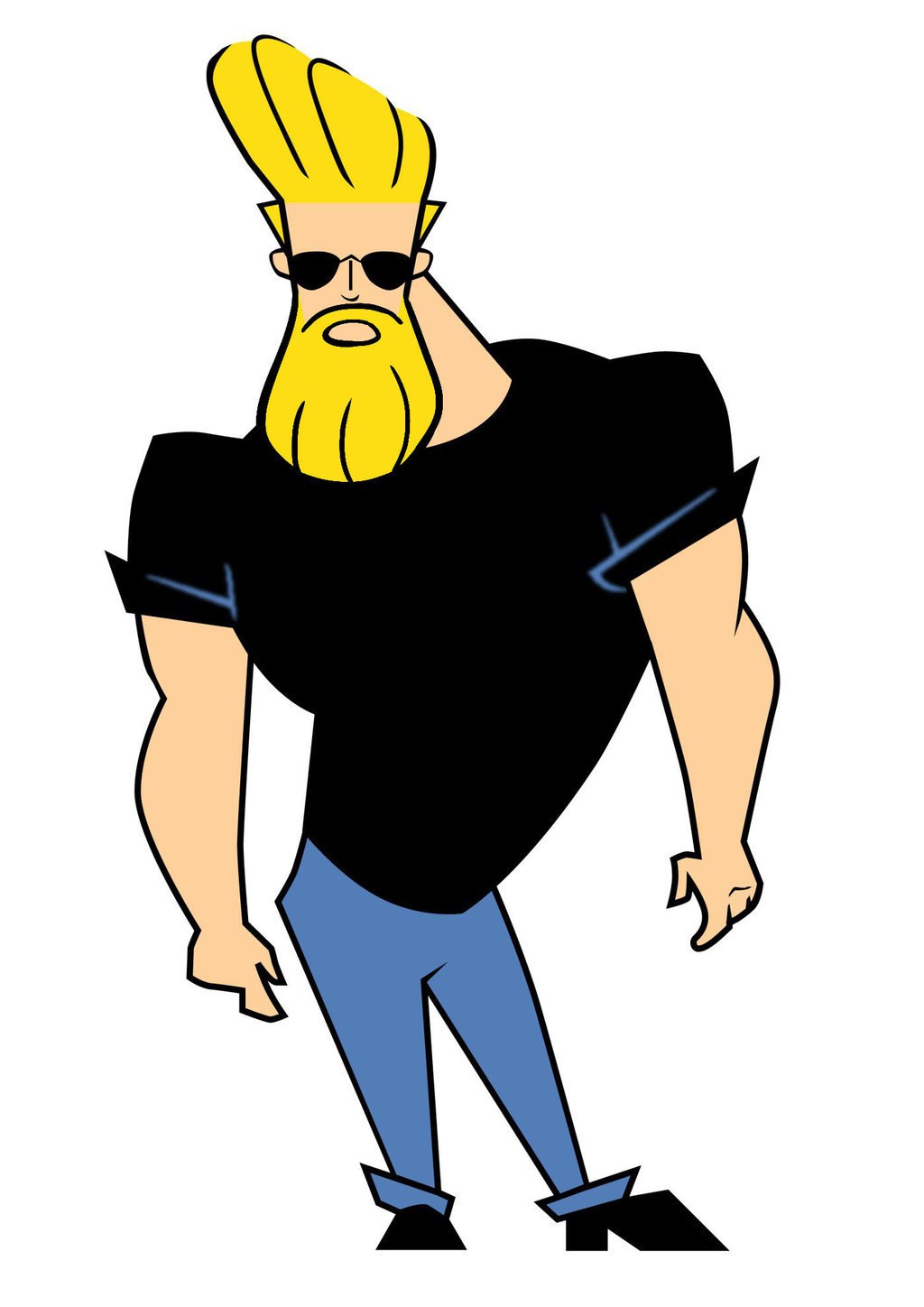13 Cartoon Characters Who Would Be Way Hotter With Beards