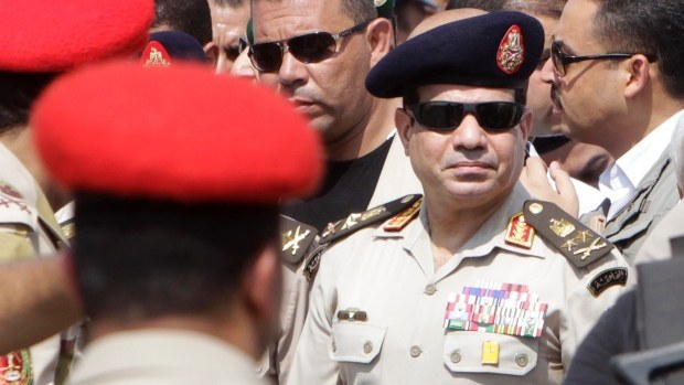 Egypt Jails 26 Army Officers Accused Of Plotting A Coup To Overthrow Sisi