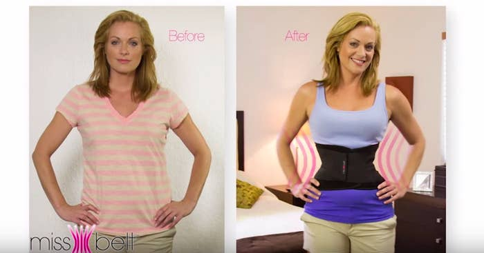 3d89c28c8fadb People Are Pissed At This Commercial For A Waist-Slimming Belt
