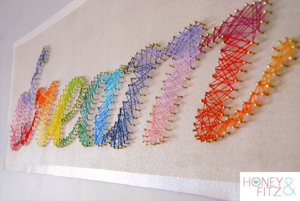 25 Gorgeous DIYs For Your Teenage Girlu0027s Room